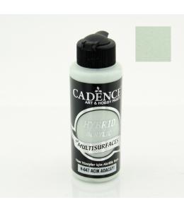 Гибридная акриловая краска Hybrid Acrylic 47 светлый шалфей, 70 мл, Cadence