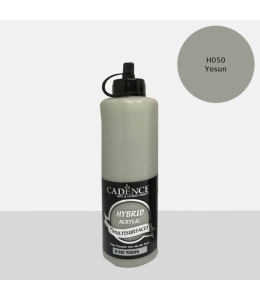 Гибридная акриловая краска Hybrid Acrylic 50 мох, 500 мл, Cadence