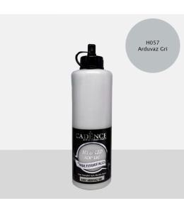 Гибридная акриловая краска Hybrid Acrylic 57 светло-серый, 500 мл, Cadence