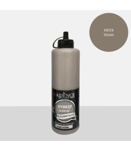 Гибридная акриловая краска Hybrid Acrylic 59 норка, 500 мл, Cadence