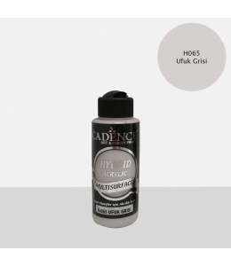 Гибридная акриловая краска Hybrid Acrylic 65 серый горизонт, 70 мл, Cadence