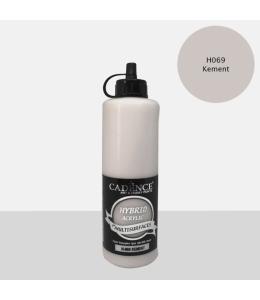 Гибридная акриловая краска Hybrid Acrylic 69 лассо, 500 мл, Cadence