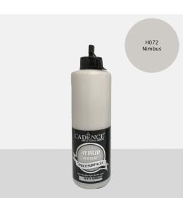 Гибридная акриловая краска Hybrid Acrylic 72 нимбус, 500 мл, Cadence