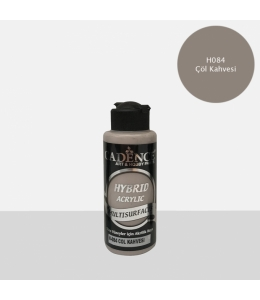 Гибридная акриловая краска Hybrid Acrylic 84 кофе пустыни, 70 мл, Cadence