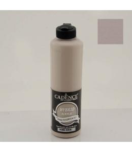 Гибридная акриловая краска Hybrid Acrylic 85 сизаль, 500 мл, Cadence