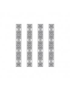 """Трансфер контурный для стекла и керамики Cadence KNT-007 """"4 бордюра"""", 17х25 см"""