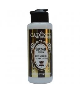 Лак для кожи глянцевый на водной основе Leather Varnish Closs, 70 мл, Cadence