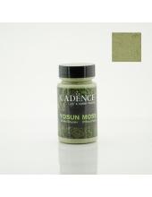 Краска с эффектом мха Moss Effect Paint, цвет светло-зелёный, 90 мл, Cadence