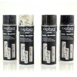 Спрей-краска для создания эффекта мрамора  Marble Spray Cadence