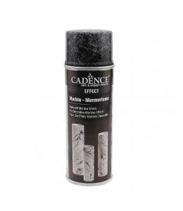 Спрей-краска для создания эффекта мрамора  Marble Spray 02 белый, 200 мл, Cadence (Турция)
