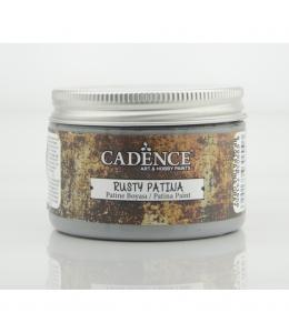 Краска с эффектом ржавчины Rusty Patina 04 серый, 150 мл, Cadence