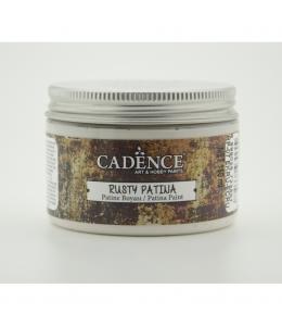Краска с эффектом ржавчины Rusty Patina 07 серо-бежевый, 150 мл, Cadence
