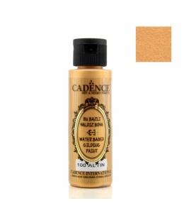 Краска для золочения Water Based Gilding Metallic золото, 70 мл, Cadence