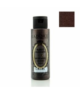 Краска для золочения Water Based Gilding Metallic коричневый, 70 мл, Cadence