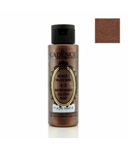 Краска для золочения Water Based Gilding Metallic светлый кофе, 70 мл, Cadence