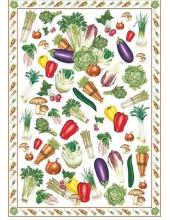 "Декупажная карта Calambour EASY 137 ""Овощи"", 50х70 см"