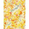 Рисовая бумага для декупажа Calambour DGR 024, Цветочный фон, 33х48 см