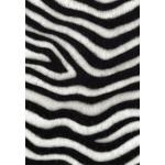 Рисовая бумага для декупажа Calambour MSK 1, шкура зебры, 33х48 см