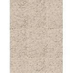 """Рисовая бумага для декупажа Calambour Pau-036 """"Старое письмо"""", 35х50 см"""