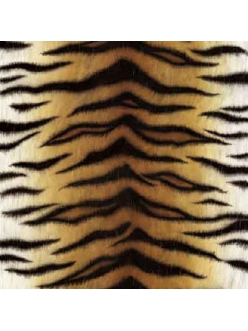 "Бумага дизайнерская для скрапбукинга Calambour SCRB270 ""Шкура тигра"", 30,5х30,5 см"
