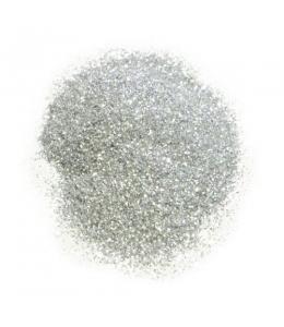Микроблестки металлик серебро 20 мл, Craft Premier