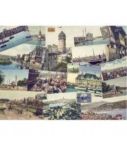 """Рисовая бумага CD01662 """"Старые фотографии"""", 28,2х38,4 см, Craft Premier (Россия)"""
