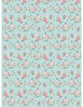 "Рисовая бумага CD05579 ""Нежные цветы"", 28,2х38,4 см, Craft Premier (Россия)"