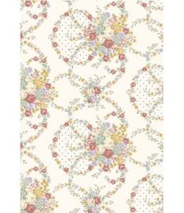 """Рисовая бумага CD09836 """"Орнамент с розами"""", 28,2х38,4 см, Craft Premier (Россия)"""