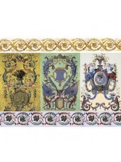 Рисовая бумага для декупажа Ампир, 21x29,7см Craft Premier