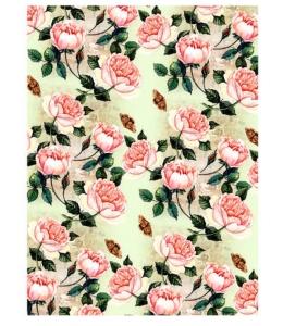 """Рисовая бумага """"Розы"""", 28,2х38,4 см, Craft Premier (Россия)"""