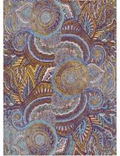 """Рисовая бумага CP06520 """"Восточный орнамент"""", 28,2х38,4 см, Craft Premier (Россия)"""