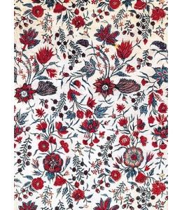 """Рисовая бумага """"Цветочный орнамент"""", 21x29,7см Craft Premier"""