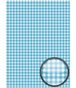 """Рисовая бумага """"Голубая клетка"""", 21x29,7см Craft Premier"""