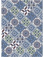 """Рисовая бумага CP09477 """"Мозаика"""", 28,2х38,4 см, Craft Premier (Россия)"""