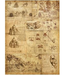 """Рисовая бумага """"Леонардо"""", 21x29,7см Craft Premier"""