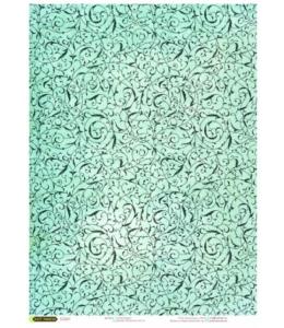 """Рисовая бумага """"Узоры"""" 21×29,7 см, Craft Premier"""