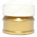 Порошок металлик старое золото для патинирования и затирки кракелюр, 15 гр, Daily ART