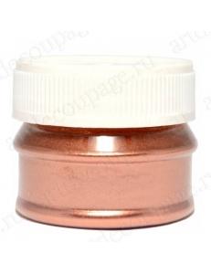 Порошок металлик медь для патинирования и затирки кракелюр, 15 гр, Daily ART