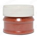 Порошок матовый красная охра для патинирования и затирки кракелюр, 10 гр, Daily ART