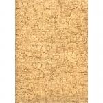 """Бумага для декопатч """"Бежевая мятая"""", Decopatch (Франция), 30х40 см"""