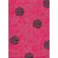 """Бумага для декопатч 355 """"Восточный орнамент"""", Decopatch (Франция), 30х40 см"""