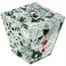 Бумага для декопатч Кружево черно-белое, Decopatch 435, 30х40 см