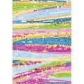 """Бумага для декопатч """"Розовая мозаика"""", Decopatch (Франция), 30х40 см"""