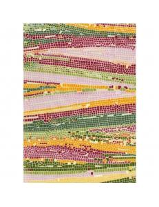 """Бумага для декопатч """"Зеленая мозаика"""",  Decopatch (Франция), 30х40 см"""