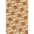 """Бумага для декопатч 600 """"Кружево коричнево-бежевое"""", Decopatch (Франция), 30х40 см"""