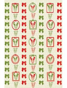 """Бумага для декопатч """"Рождественские мотивы"""", Decopatch (Франция), 30х40 см"""