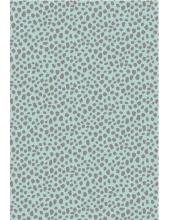 """Бумага для декопатч """"Серо-голубой мех"""", Decopatch (Франция), 30х40 см"""