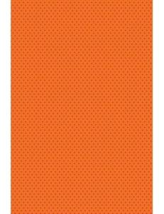 """Бумага для декопатч """"Звезды на оранжевом"""", Decopatch (Франция), 30х40 см"""