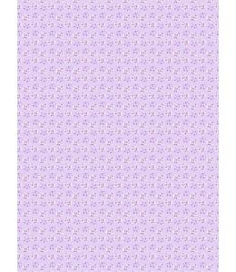 """Бумага для декопатч """"Пятнышки, лаванда"""", Decopatch (Франция), 30х40 см"""