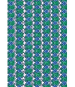 """Бумага для декопатч """"Узор антик зеленый"""", Decopatch (Франция), 30х40 см"""